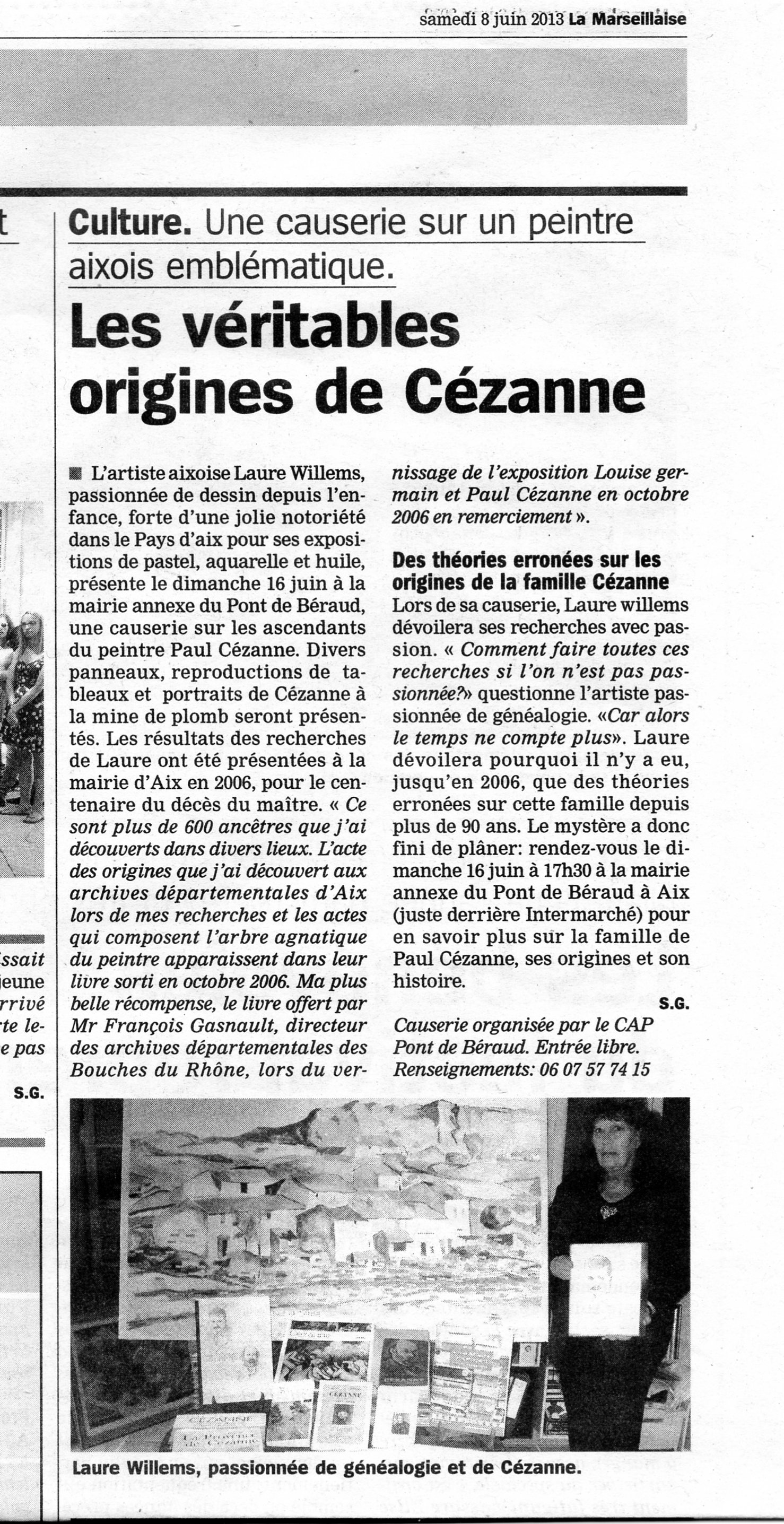 article La Marseillaine